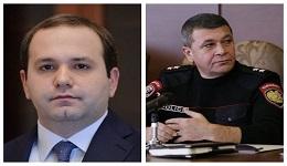 Փաշինյանն առաջարկել է ՀՀ նախագահին պաշտոններից ազատել Վլադիմիր Գասպարյանին և Գեորգի Կուտոյանին