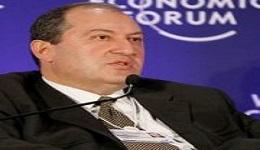 Արմեն Սարգսյանը 2013-ին. «Վստահ եմ, որ Ամուլսարը կլինի առաջնակարգ ծրագիր»