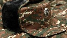Արցախում պայմանագրային զինծառայող է մահացել