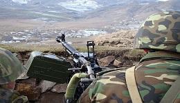 Նախիջևանյան ուղղությամբ ադրբեջանական սադրանքներին հայկական զինված ուժերը պատասխանել են կրակով