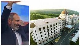 Մաքայինի նախկին պետ Արմեն Ավետիսյանը իր Ծաղկաձորի հյուրանոցը նվիրում է պետությանը