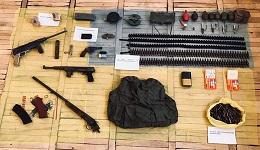 Ինքնակամ հանձնվել է մեծ քանակությամբ զենք և ռազմամթերք. ԱԱԾ