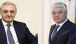 Զոբրաբ Մնացականյանն ու Ղազախստանի ԱԳ նախարարն ընդգծել են Կարագանդայում տեղի ունեցած միջադեպին ազգամիջյան ներբերանգ տալու անթույլատրելիությունը