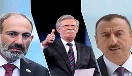 Բոլթոն-Ալիև հեռախոսազրույցը վտանգավոր ենթատեքստ ունի․ ի՞նչ է ծրագրում Թրամփի վարչակազմը Արցախի և Իրանի շուրջ
