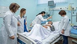 «Էրեբունի» ԲԿ-ում գլխուղեղի իշեմիկ սուր ինսուլտի ծրագրով անվճար հետազոտվել և բուժվել է 5 հիվանդ