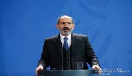Փաշինյանը թվարկել է նախորդ ամիսներին Հայաստանի իշխանությունների նվաճումները