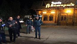 «Պարտեզ» ռեստորանային համալիրի մոտ տեղի ունեցած զինված միջադեպի առթիվ քննվող քրեական գործով մեղադրանք է առաջադրվել 17 անձի