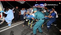 Ողբերգական վթար՝ Երևանում. Կան զոհեր և վիրավորներ.վիրավորներից 2-ը երեխաներ են