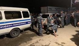 Իջևանի անկարգությունների դեպքով 13 անձ ձերբակալվել է, 6-ը ստորագրությամբ ազատ են արձակվել ․ ՔԿ