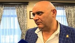 Գագիկ Ծառուկյանի ամենամտերիմ ընկերը գիշերը բերման է ենթարկվել