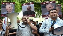 Ռուսական ԶԼՄ-ները՝ Քոչարյանի կողմնակիցների բողոքի ցույցերի մասին