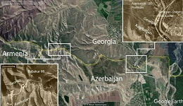 Ադրբեջանը վերահսկողություն է սահմանել վրացական տարածքի նկատմամբ. Bellingcat