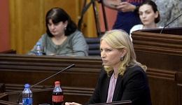 Վրաստանի էկոնոմիկայի նախարարը պատասխանել է ոչ թե Փաշինյանին, այլ քաղաքական գործիչ Մամուկա Խազարաձեին