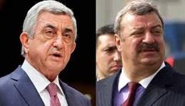 «Ժողովուրդ». Միխայիլ Բաղդասարովը Սերժ Սարգսյանի դեմ ԱԱԾ-ում հաղորդում է ներկայացրել . 7 մլն դոլար կաշառք է տվել
