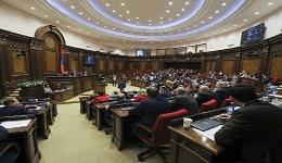 «Լուսավոր Հայաստանը» եւ «Բարգավաճ Հայաստանը» բոյկոտել են Ազգային ժողովի արտահերթ նիստը