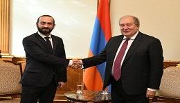 Արմեն Սարգսյանն Արարատ Միրզոյանին տեղեկացրել է, որ իր կողմից չի ստորագրվելու ՍԴ-ի մասին օրենքը